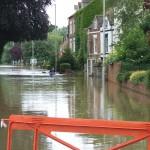 Tewkesbury 2007 Flood 04