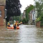 Tewkesbury 2007 Flood 06