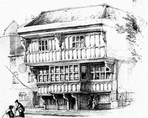 64-Barton-Street 1839 drawn by Rowe