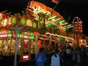 Tewkesbury Mop Fair 2002