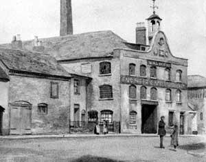 Walker's Factory, Oldbury Road, Tewkesbury