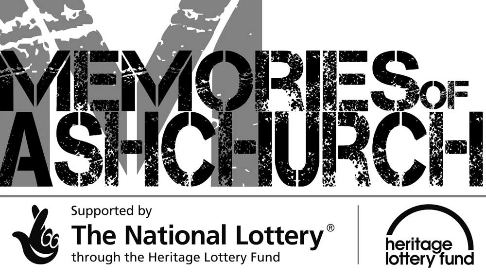 Memories Ashchurch - Tewkesbury Museum - Heritage Lottery Funded