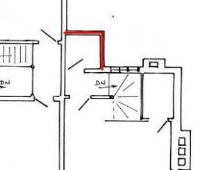 Second Floor detail