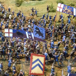 The story of the Battle of Tewkesbury