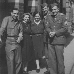 WW2 Tewkesbury social history