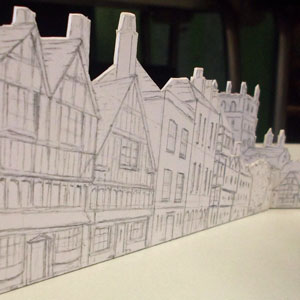 Backdrop Design Sketch